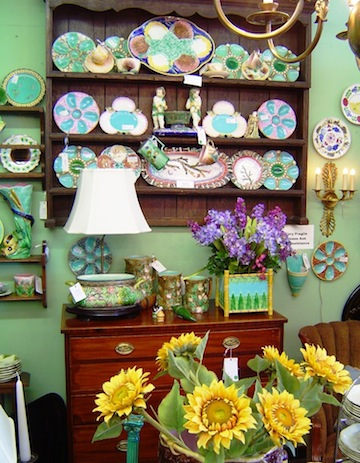 Majolica Collection