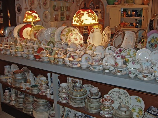 Tea Cup Saucer Collection