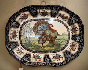 Spode-turkey-platter