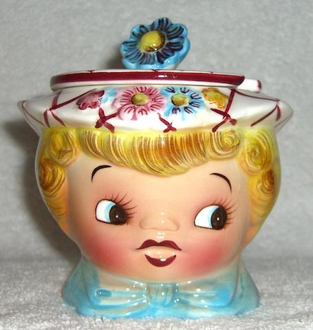 Lefton Dainty Miss Amp Anthropomorphic Salt Amp Pepper Shakers