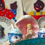 Crazy4Me Vintage Norcrest Mermaid Lefton Miss Priss Black Americana