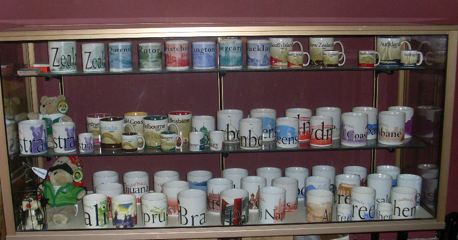 This Will Shock You Collecting Starbucks City Coffee Mugs