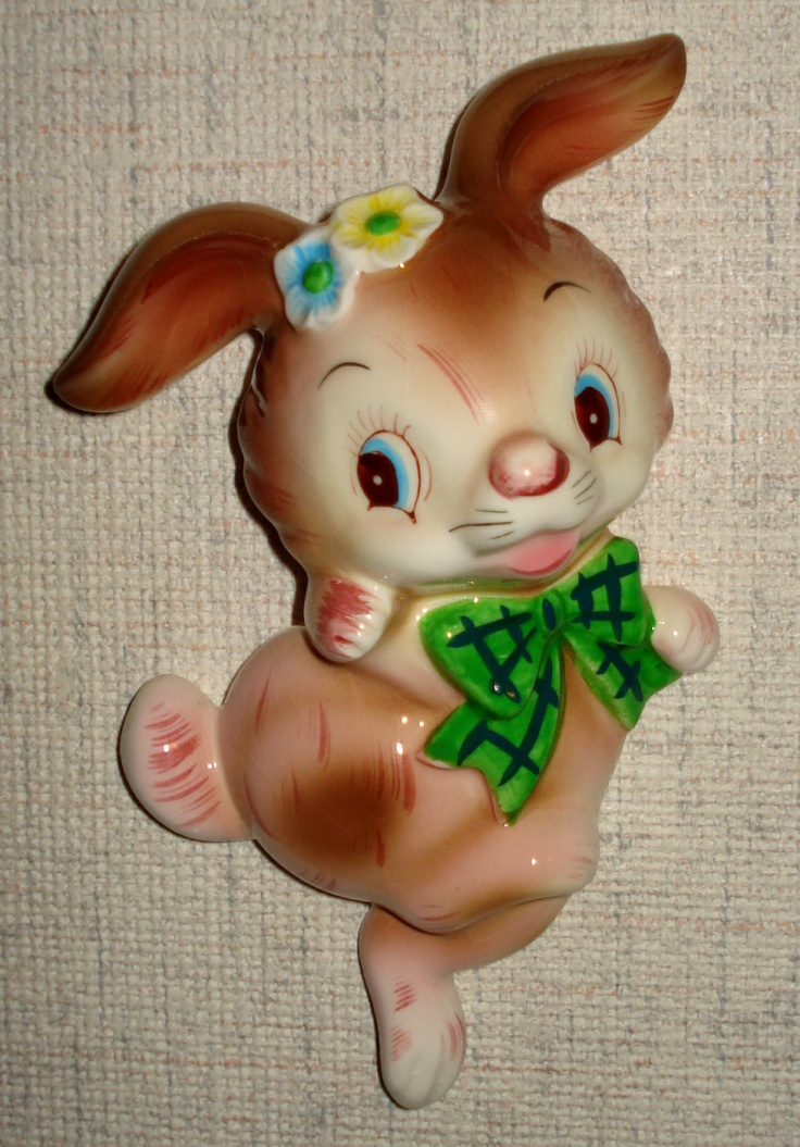 vintage easter bunny - photo #35