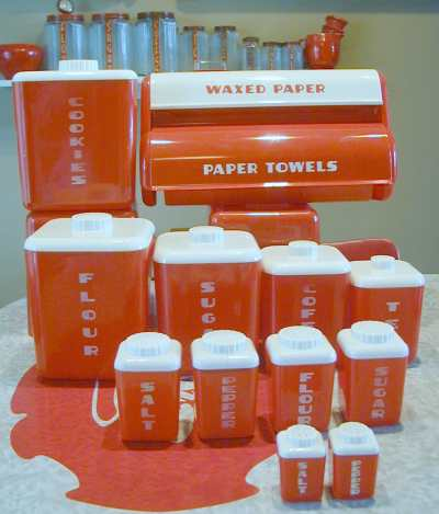 Lustro Ware For Your Retro Kitchen Pinup Antiques