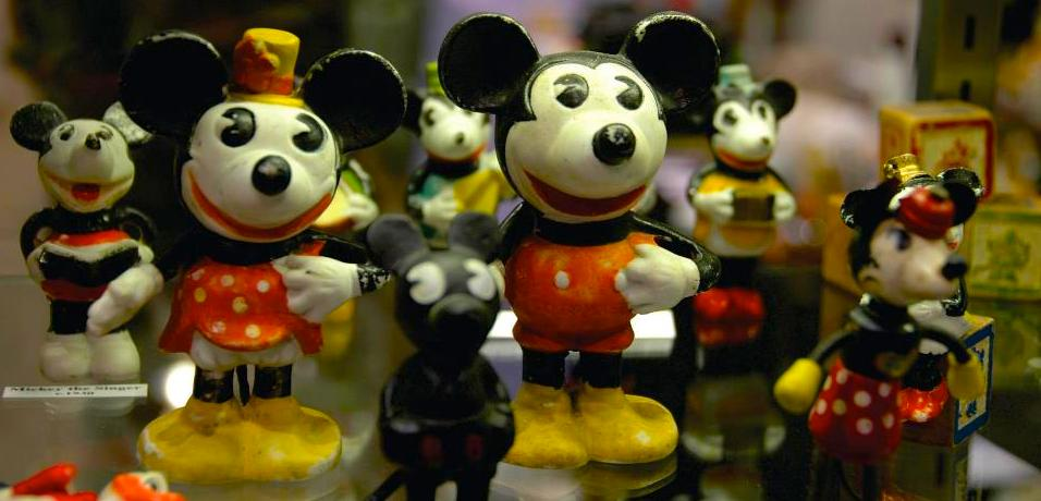 Portland Expo Fall Antique Show - Vintage Disneyana