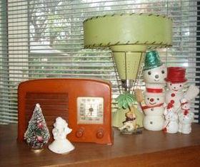 Mid-Century Modern Christmas