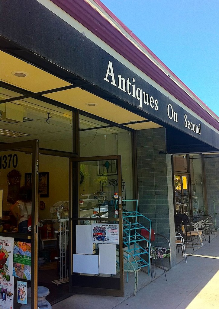 Antiques on Second Napa CA