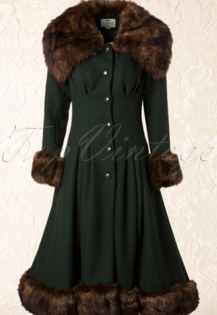 Collectif UK Pearl Coat