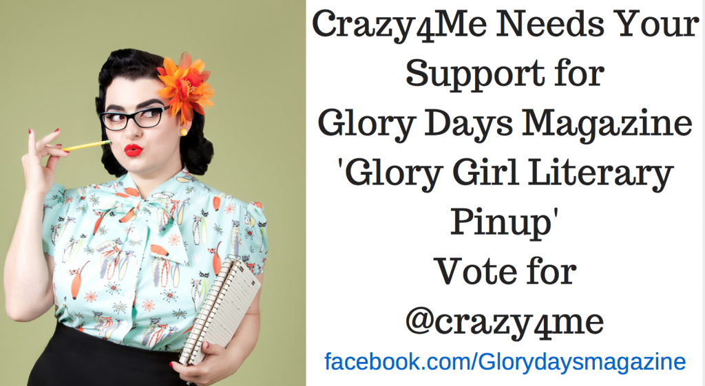 Crazy4Me Glory Girl Glory Days Magazine