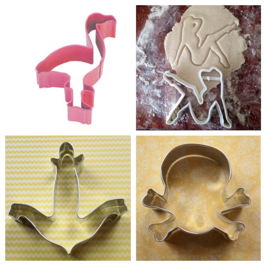 Pinup Girl Cookie Cutters
