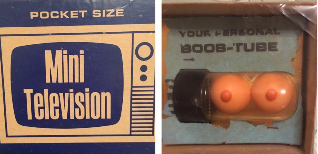Vintage Boob Tube