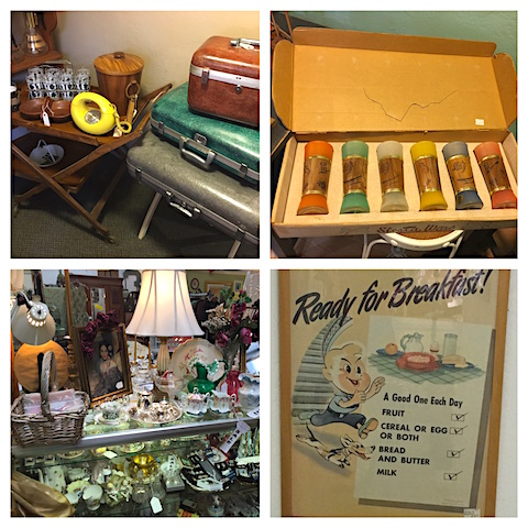 Benicia Antique Mall - Crazy4Me