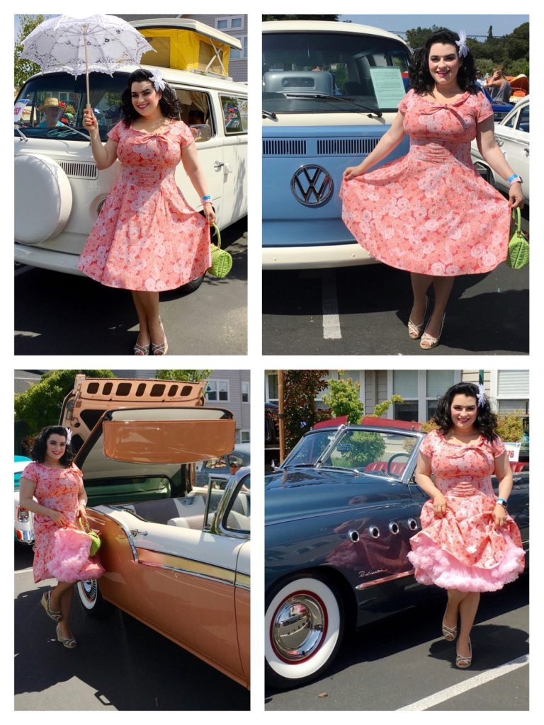 Yasmina Greco Pinup Rockabilly Model Crazy4Me