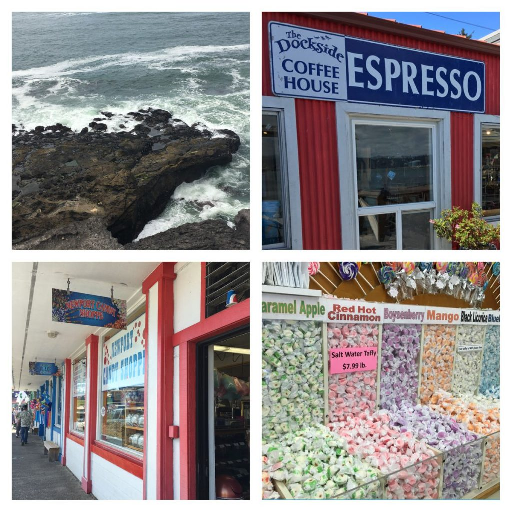 Depoe Bay - Oregon Coast