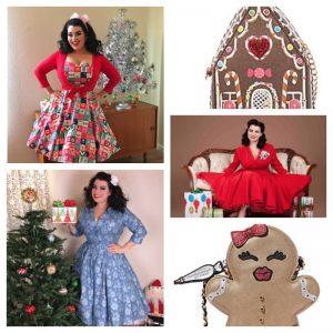 Yasmina Greco - Pinup Christmas