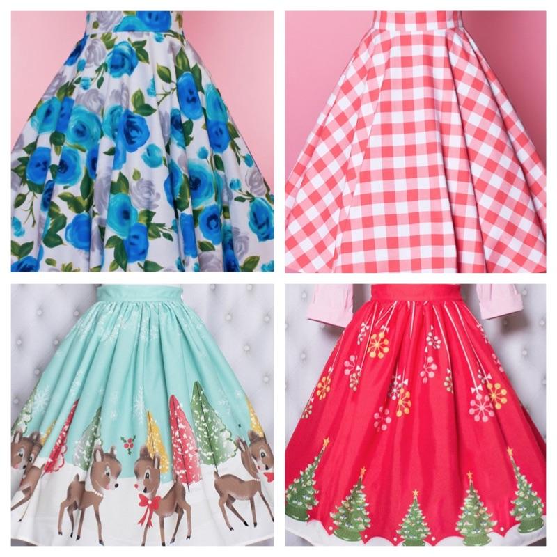 Swing Circle Skirts