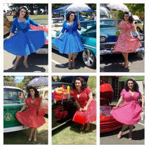 Yasmina Greco - Classic Car Shows