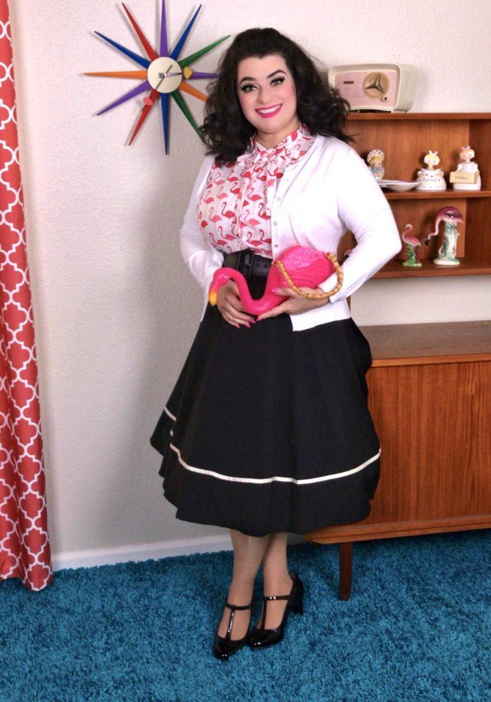 Yasmina Greco - Heart of Haute Pink Mingo Ella Top