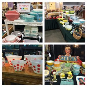 America's Largest Antiques and Collectibles Show July 2017 - Pyrex