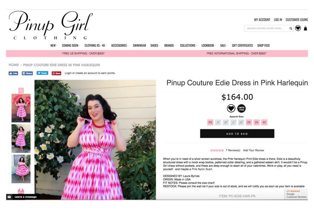 yasmina_greco_pinup_girl_clothing_edie_dress_pink_harlequin