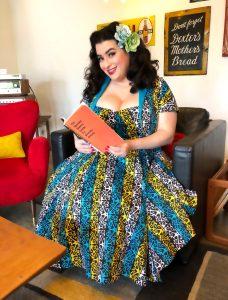 Yasmina Greco The Astro Motel Mid-Century Modern Spinster Sisters