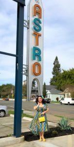 Yasmina Greco The Astro Motel Charles Phoenix Pinup Girl Clothing
