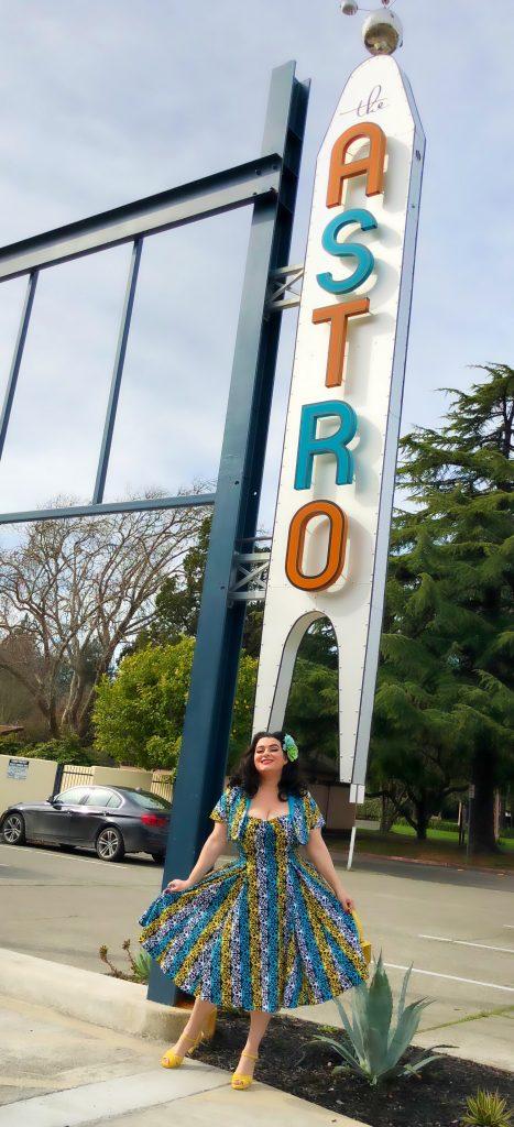 Yasmina Greco The Astro Motel Mid-Century Modern Santa Rosa