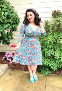 Yasmina Greco Heart of Haute Donna Dress - Vintage Rose Sage