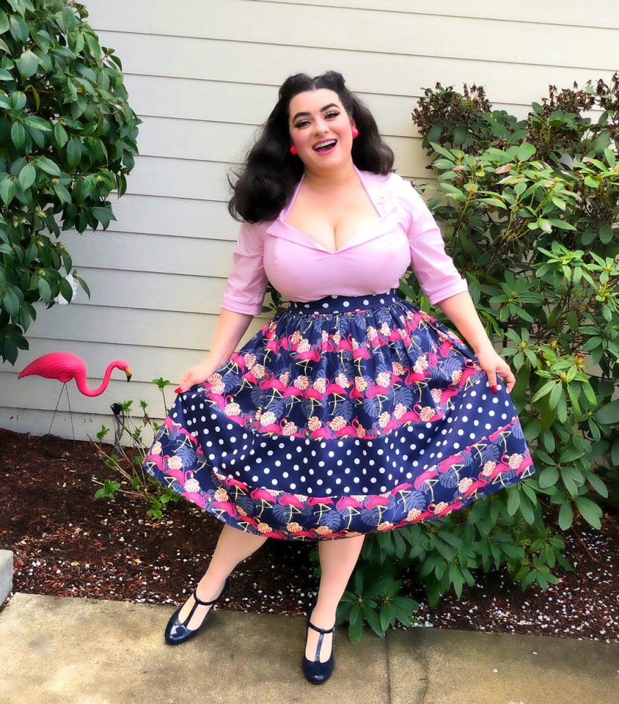 Yasmina Greco Lady V Dinah Skirt