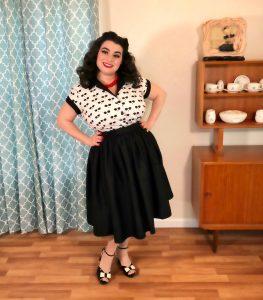 Yasmina Greco Heart of House Mollie Blouse