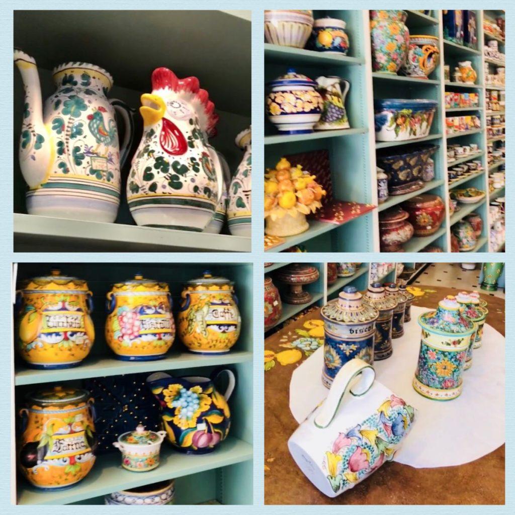 Birodi Italian Pottery San Francisco