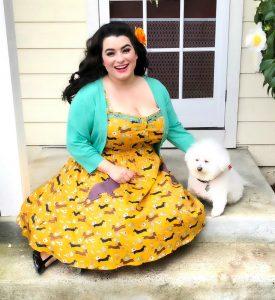 Yasmina Greco Lindybop Corinna Dress