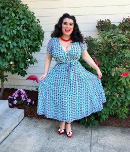 Yasmina Greco eShakti Dress