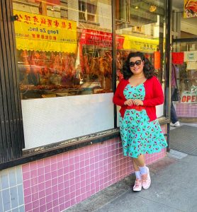 Yasmina Greco San Francisco China Town