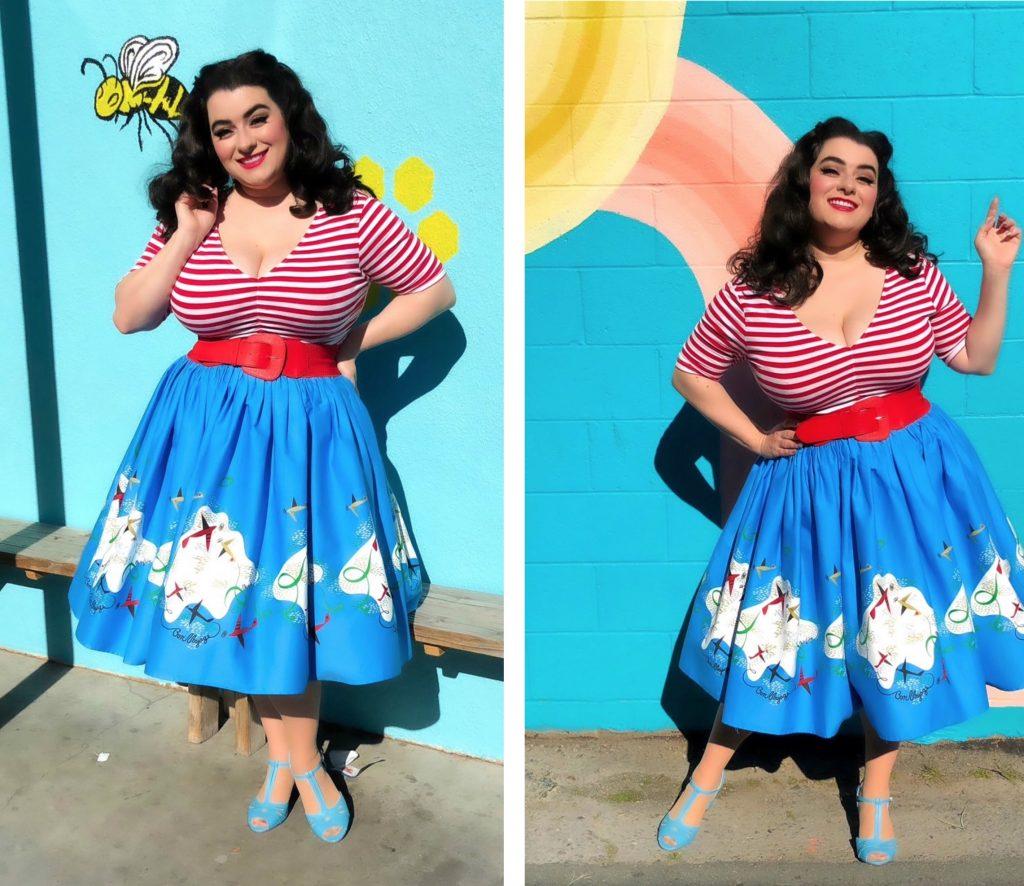 Sebastopol Instagram Yasmina Greco Pinup Girl Clothing