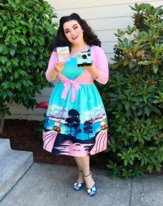 Polaroid One Step2 Camera Mint Yasmina Greco Urban Outfitters