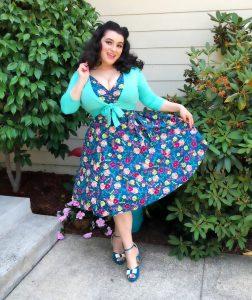 Yasmina Greco Heart of Haute Marie Dress Sweet Sweater