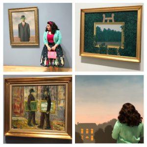 Magritte SFMOMA René Magritte Exhibit Yasmina Greco