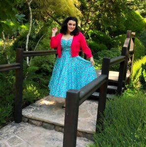 Yasmina Greco Ferrari Carano Garden