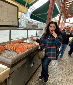 Fisherman's Wharf San Francisco Yasmina Greco Modcloth