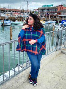 Yasmina Greco San Francisco Fisherman's Wharf Alcatraz Modcloth Cape Gucci Purse