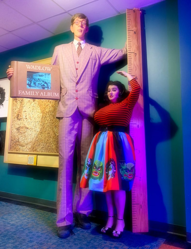 Ripley's Believe It or Not! San Francisco Fisherman's Wharf Yasmina Greco Crazy4Me