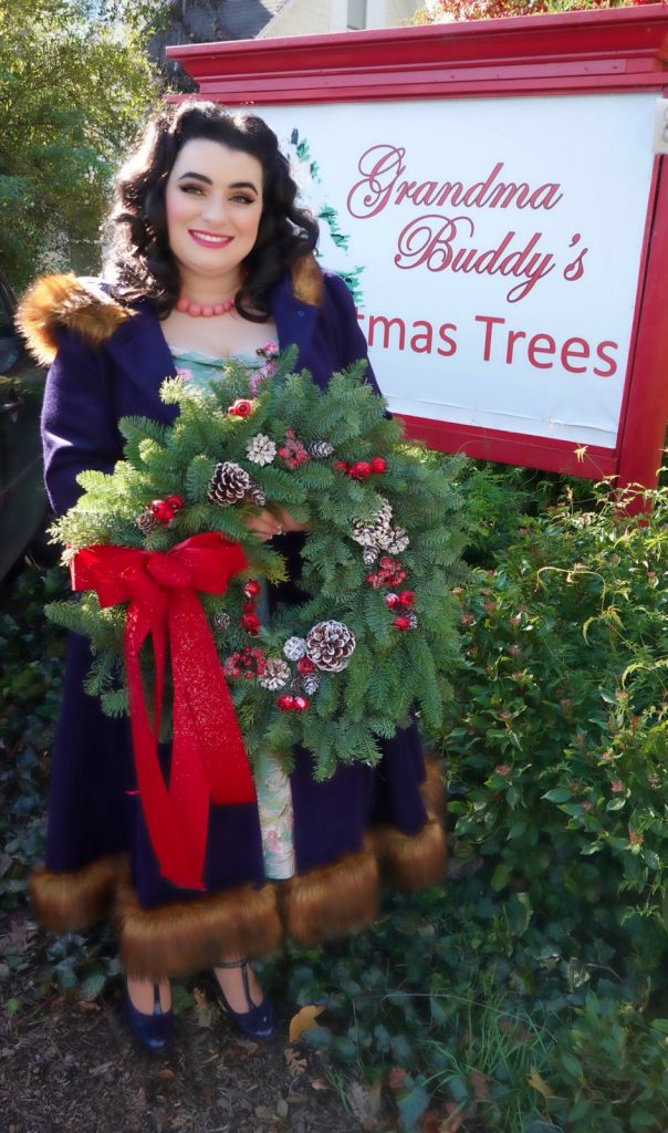 Grandma Buddy's Christmas Tree Farm Yamina Greco