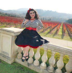 Ferrari-Carano Vineyard Winery Yasmina Greco