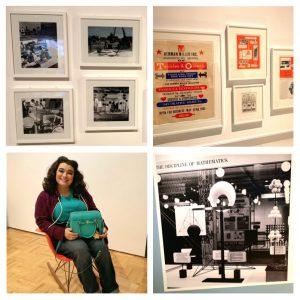 Video - Yasmina Greco - Oakland Museum of California OMCA Fiberglass chair Mid-century modern Yasmina Greco