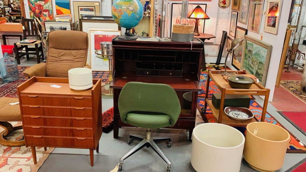 Stuff San Francisco Yasmina Greco Mid-Century Modern Furniture