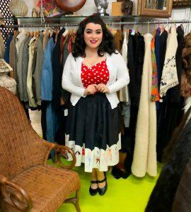 Stuff San Francisco Yasmina Greco Mid-Century Modern Vintage Fashion Clothing