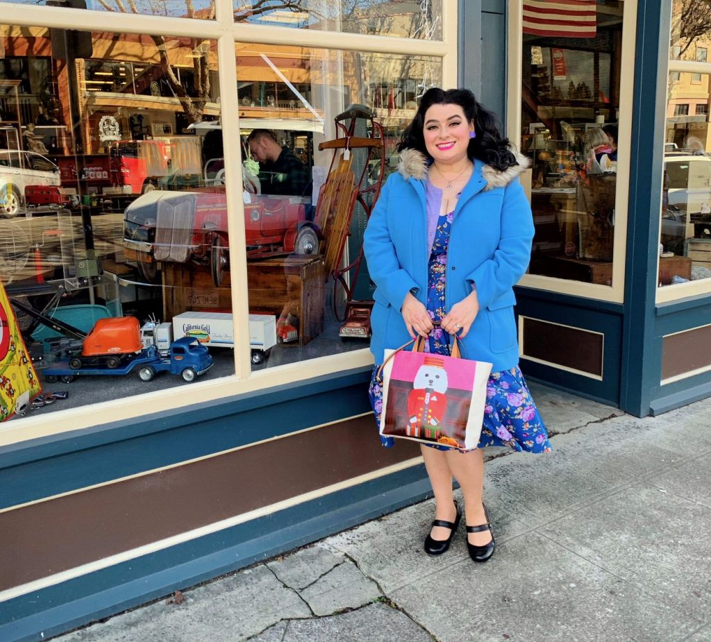Whistle Stop Antiques Review Santa Rosa