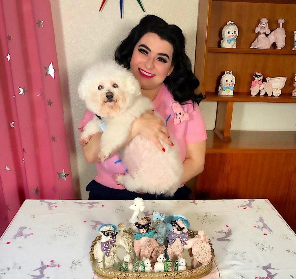 Yasmina Greco Luna Bichon Frise