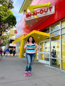In-n-Out Burger San Francisco Fisherman's Wharf - Yasmina Greco